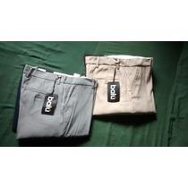 Pantalones De Vestir Caballeros