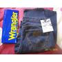 Pantalones Originales Wrangler, Golden Rope, Tallas 32