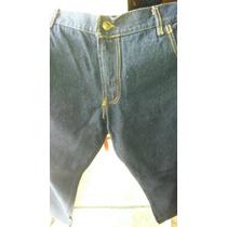 Pantalón Jean De Caballeros Industriales #44 Y 3 Costuras.