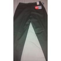 Pantalon Vestir Dockers 34 Verde Acepto Cambios
