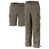 Pantalones Capris Y Bermuda Omni Shield Ufp50 Impermeables