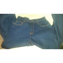 Pantalon Jeans Industrial De Seguridad, Tres Costuras, 14