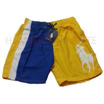 Shorts Premium Caballero Nautica Polo Tommy Envio Gratis Mrw