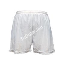Short Blanco Deportivo (fútbol Y Otras Disciplinas).