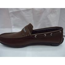Zapatos Tommy Hilfiger De Vestir De Caballero Color Marrón C