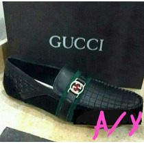 Zapatos Lv. Gucci. Versace. D&g