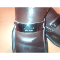 Zapatos Gucci Para Caballero Marrones 10/44