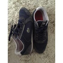 Zapatos Lacoste 100% Originales Talla 44.5