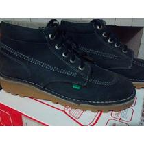 Zapatos Kickers De Piel Originales Talla 43!