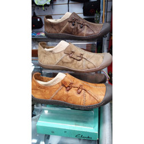 Zapatos Clarcks Caballeros Originales