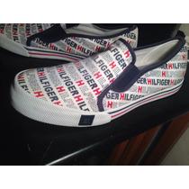 Zapatos Sneakers, Vans Tommy Hilfiger Caballero Originales