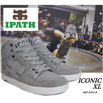 Botin Skate Ipath New