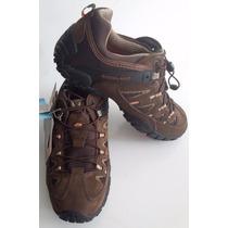Zapatos Rockland Marrón Talla 38 Y 40