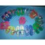 Sandalias Cholas Playeras Plasticas De Colores Para Niñas