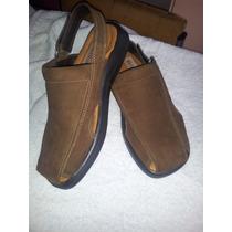 Sandalias Para Caballeros De Cuero