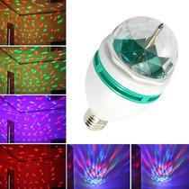 Mini Laser Bombillo Led Multicolor Eventos