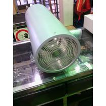 Lampara De Pared Tipo Plafon Con Doble Bombillo (cilindro)