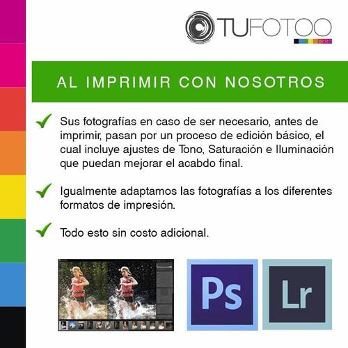 Impresión De Fotos. Postal (10x15 Cm) Carta (8x10 )...