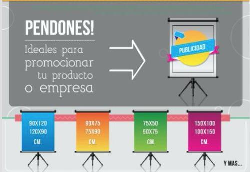 Impresiones De Vinil Autoadhesivos, Pendones, Vallas, Banner
