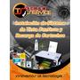 Reparacion De Impresoras Limpieza De Inyector Epson Y Hp