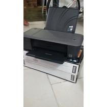 Impresora Hp Deskjet 1000 Sin Cartuchos