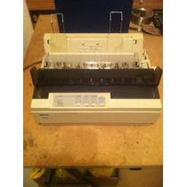 Impresora Matriz De Punto Epson Lx300+, Regalo Una Cinta Ori
