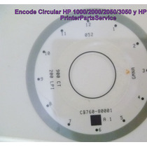 Encode Circular Multifuncional Hp 2050/3050 Y Deskjet 1000