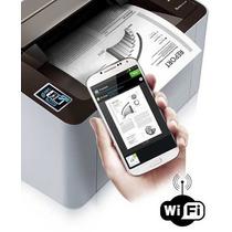 Impresora Samsung Láser M2020w Monocromático Wifi - Siscomp
