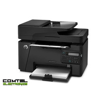 Impresora Hp Multifunción Laserjet Pro Mfp M127fn Red