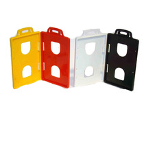 Porta Carnet Plástico