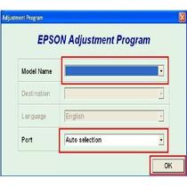 Reset Epson Tx100 Tx110 Tx130 Tx400 Error Fin Almohadillas