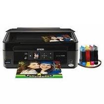 Impresora Epson Xp 410 Con Sistema Continuo De Tinta