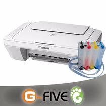 Impresora Canon Mg2410 Tinta Continua Multifuncional