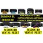 Reset Epson T21 T22 T50 Tx120 K101 Tx130 Tx320f Tx220 L355