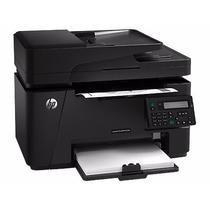 Impresora Láser Multifunción Hp M127fn Copia Fax M127