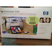 Impresora Hp Photosmart 245 Excelente Estado.