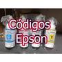 Reset Permanente De Codigos De Tinta Epson L100 L200 Y L800