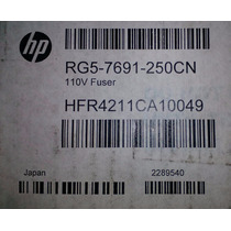 Fusor Hp Color Laserjet 5550 Q3984a Rg5-7691-250cn