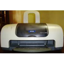 Impresora Epson Stylus C40 Sx Para Reparar O Para Repuesto.
