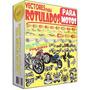 Pack Vectores Rotulados Para Motos Tunning