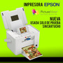 Impresora Epson Picturemate De Fotos.