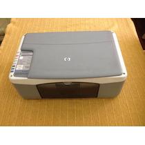Impresora Hp Multifuncional Psc 1410 Con Tinta Sin Cable