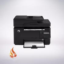 Impresora Hp Laserjet Pro 100 Multifuncional Cod:m127fn