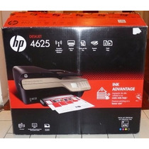 Impresora Hp Deskjet Ink Advantage 4625