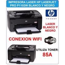 Impresora Hp Laserjet Pro P1102w Nueva Garantia Factura