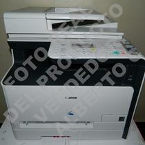 Fotocopiadora Color Canon Mf 8080 Cw (200 Mil)