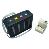 Sistema De Tinta Continua Epson Lleno Xp201/xp211/xp401