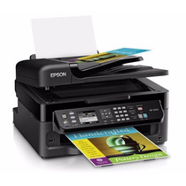 Impresora Multifuncional All In One Epson Workforce Wf-2540