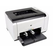 Impresora Laser Color Hp Cp1025nw Wifi