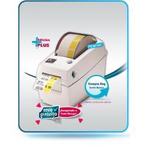Impresora De Codigo De Barra Zebra Lp2824 Usb